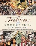 Traditions & Encounters Volume B 4th Edition