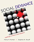 Social Deviance Readings in Theory & Research