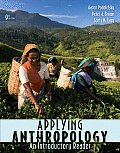 Applying Anthropology An Introductory Reader 9th edition