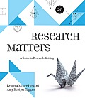 Research Matters - Text Only (2ND 13 Edition)