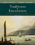 Traditions & Encounters A Global Perspective on the Past 4th edition