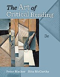 Art of Critical Reading (3RD 12 Edition)