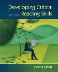 Developing Critical Reading Skills 9th Edition