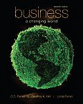 Business A Changing World 7th Edition