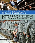 Melvin Mencher's News Reporting and Writing (12TH 11 Edition) Cover