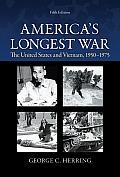 America's Longest War-text (5TH 14 Edition)