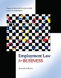 Employment Law for Business (7TH 12 Edition)