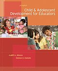 Child and Adolescent Development for Educators Cover