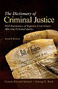 The Dictionary of Criminal Justice