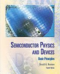 Semiconductor Physics and Devices (4TH 11 Edition)