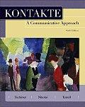 Kontakte A Communicative Approach 6th Edition