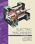 Electric Machinery (McGraw-Hill Series in Electrical Engineering) Cover
