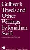 Gulliver's Travels and Other Writings (Modern Library College Editions) Cover