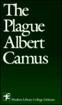 The Plague (Modern Library College Editions) Cover