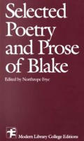 Selected Poetry and Prose (53 Edition) Cover
