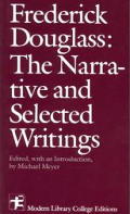 Frederick Douglass The Narrative & Selected Writings
