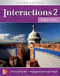 Interactions 2 : Writing ((Rev)07 Edition)