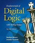 Fundamentals of Digital Logic With Verilog Design  - With CD (2ND 08 - Old Edition)