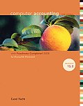 Computer Accounting with Peachtree Complete 2008 for Microsoft Windows, Release 15 [With CDROM]
