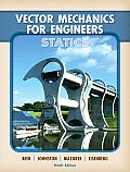 Vector Mechanics for Engineers: Statics Cover