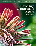 Elementary & Intermediate Algebra 4th Edition Hutchison Series in Mathematics