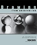 Drawing from Observation (Reprint) Cover