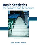 Basic Statistics for Business and Economics- Text Only (7TH 11 - Old Edition)