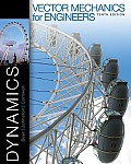 Vector Mechanics for Engineers : Dynamics (10TH 13 Edition) Cover