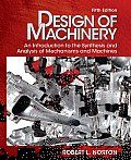 Design of Machinery - With DVD (5TH 12 Edition)