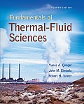 Fundamentals of Thermal-Fluid Sciences [With DVD ROM]