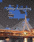 College Accounting Chapters -13 with Connect Access Card