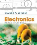 Electronics : Principles and Applications - With CD (8TH 13 Edition)