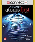 Connect 2-Year Access Card for Chemistry: Atoms First