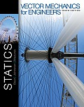 Vector Mechanics for Engineers, Statics - With Access (10TH 13 Edition)