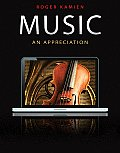 Music An Appreciation Tenth Edition