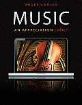 Music An Appreciation Brief Edition with 5 CDs