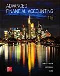 Advanced Financial Accounting: Theodore E. Christensen, David M. Cottrell, Cassy Budd