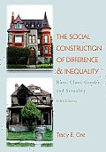 Social Construction of Difference & Inequality Race Class Gender & Sexuality