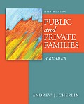 Public and Private Families: A Reader Cover