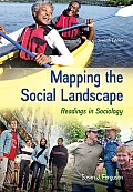 Mapping the Social Landscape (7TH 13 Edition) Cover