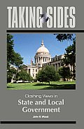 Taking Sides Clashing Views in State & Local Government