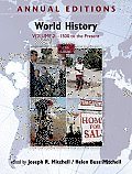 World History, Volume 2: 1500 to the Present