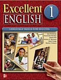 Excellent English 1 Student Book & Workbook Package