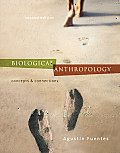 Biological Anthropology: Concepts and Connections Cover