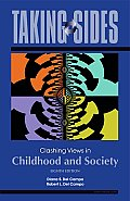 Childhood and Society (Taking Sides: Childhood & Society) Cover