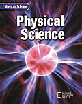 Physical Science Student Edition (High School) (02 Edition) Cover