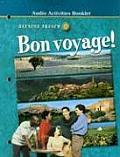 Bon Voyage! Level 1 : Audio Activities Book (3RD 02 Edition)