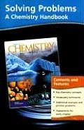 Glencoe Chemistry Solving Problems: A Chemistry Handbook