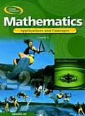 Mathematics : Applications and Concepts - Course 3 (04 Edition)