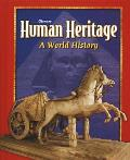 Human Heritage : World History (2ND 04 Edition)
